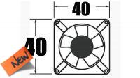 Ventiladores 40x40