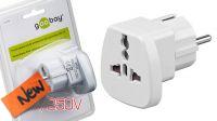 Adaptador universal corriente IEC 320 C13
