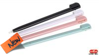 Bolígrafo plástico Stylus para pantalla tactil compatible Nintendo DS (4pcs)