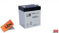 Bateria plomo-ácido 12V 5Ah