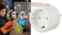 Enchufe inteligente Wi-Fi Smart Control voz  Amazon Alexa Google Home Mac IOS