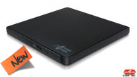 Gravador de DVD externo Hitachi-LG GP57EB40 Mac/Win USB