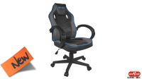 Silla Gaming FURY AVENGER S negro-gris