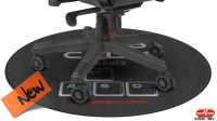 Base de silla Gaming Genesis 100Cm negro