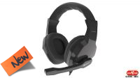 Auriculares Gaming con micro Mini Jack x 1  GENESIS ARGON 100