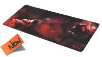 Alfombrilla Ratón Gaming Genesis CARBON 500 XXL TANK 80x30cm negro