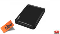 "Disco duro Toshiba CANVIO Basics 1TB 2.5"" ext. USB 3.0"