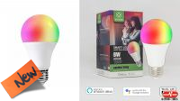 Lámpara Wifi Smart Led E27 RGB/3000K Control voz  Amazon Alexa Google Home