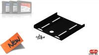 "Adptador de montaje HDD/SSD 2.5/3.5"" negro"
