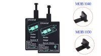 Receptor Wireless conector Micro B