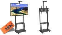"""Soporte De Suelo Con Ruedas LCD/LED  32-70 """" (600x400) Max. 60 kg"""