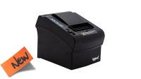 Impresora térmica USB/Serie/LAN en negro