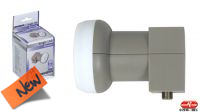 Satélite LNB Single 0.2 dB
