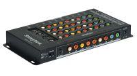 Multiplicador HDTV 9 puertos componentes + audio