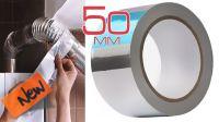 Cinta adhesiva aluminio 50mm 10m