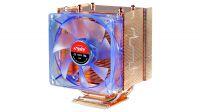 Refrigerador VertiCool IV heat pipe para AMD/Intel 939/AM2/AM3/775 19 dBA