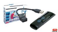 Adaptador USB Wireless ThrustMaster para PSP Fun Access