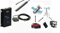 Sistema de localización por GPS para automóviles