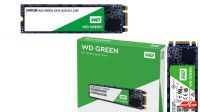 Disco duro SSD M.2 2280 Western Green 545MBs