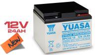 Batería Yuasa NPC24-12I plomo-ácido 12V 24A