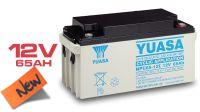Bateria Yuasa NPC65-12I chumbo-ácido 12V 65Ah