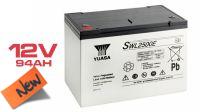 Bateria Yuasa SWL2500-12 plomo-ácido 12V 94Ah