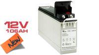 Bateria Yucel YFT100-12 plomo-ácido 12V 100Ah